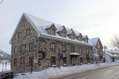 Old mill in Beloeil (pegase1972) Tags: winter snow canada quebec hiver québec neige qc montérégie monteregie