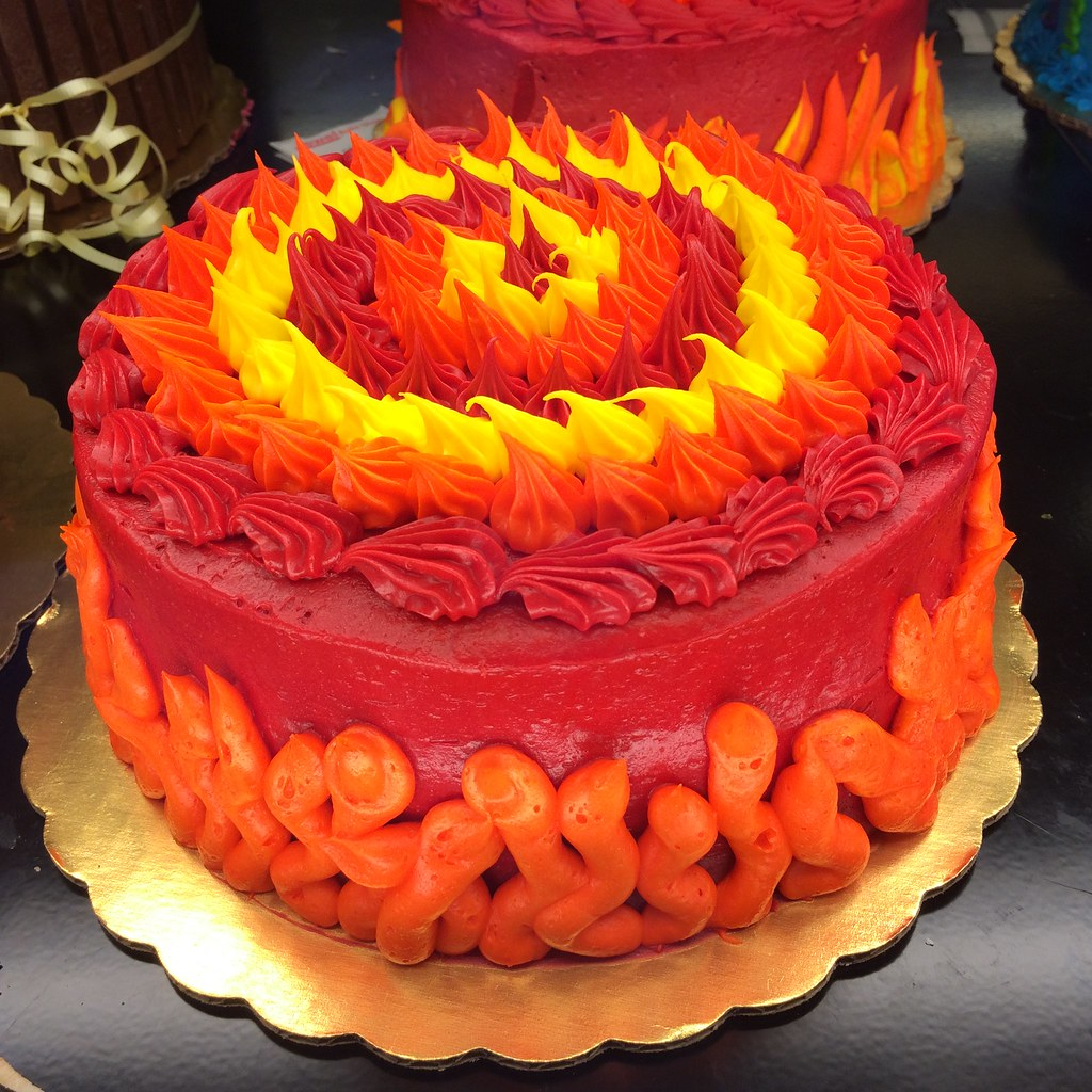 The World S Best Photos Of Cake And Flames Flickr Hive Mind