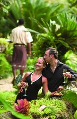Fiji Outrigger romance