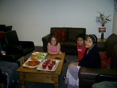A feast at Baha'i Children s Class, Newton Community Centre, Stornoway (age 10) - Ben MacPhail