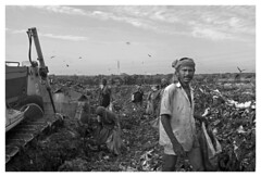 Life in a Garbage Dump V (Daude Helal Fahim) Tags: life people is photo garbage with who dump story there works lives horrible those