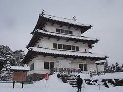 P1120634 (prelude2000) Tags: winter snow castle japan aomori hirosaki