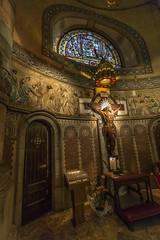 Tibidabo Church inside 01 (Glenn Shoemake) Tags: church tibidabo canonef1635f28lii