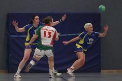 "VL2F Handball SG Überruhr 2. Frauen vs. NHC 1. Frauen 08.02.2014 019 • <a style=""font-size:0.8em;"" href=""http://www.flickr.com/photos/64442770@N03/12393311163/"" target=""_blank"">View on Flickr</a>"