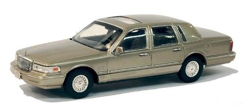 Premium X Lincoln Town Car 96 (1)