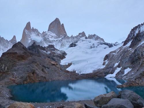 Mont Fitz Roy, El chalten, Argentine