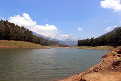 Kundala Lake, Kerala (Mohan.Singh) Tags: sky lake tourism water kerala hillstation southindia munnar kundala touristplaces kundla