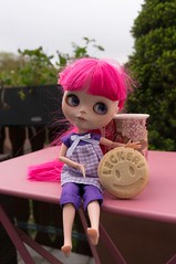 203/365 Lecker - Yummy cookie