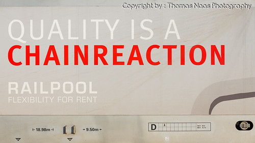 193 806-7 : Quality is a Chainreaction
