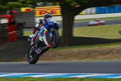 WSBK Phillip Island 2017 (Thunder1203) Tags: motorracing motorcycleracing motorsport phillipislandcircuit phillipislandgrandprixcircuit teamkawasakigoeleven twowheels motorcycle panningshots worldsupersportchampionship wsbk ventnor victoria australia au