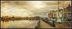 Mâcon (Michel Cart - + ou - off) Tags: mâcon bourgogne bourgognefranchecomté saôneetloire saône saintlaurentsursaône france paysage pont mâconnais rivière