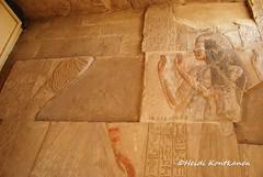 Art of Ancient Egyptians (konde) Tags: 18thdynasty newkingdom saqqara mayaandmeryt mayaandmerit ancient tomb relief art treasure hieroglyphs tombrelief