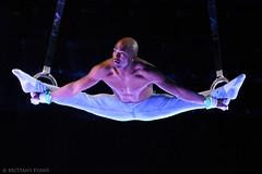 Skating & Gymnastics Spectacular - John Orozco (brittanyevansphoto) Tags: figureskatingshow dissonskating gymnastics gymnast rings stillrings straddle
