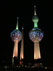 Kuwait (noemierodrigues) Tags: trip discovery discover world travelling travel towers tower koweït kuwait
