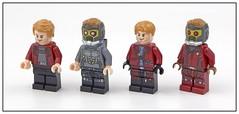LEGO SuperHeroes Guardians of the Galaxy Vol 2 (2017) figures21 (noriart) Tags: lego 2017 marvel comics komiks strażnicy galaktyki 76081 the milano vs abilisk 76079 ravager attack 76080 ayeshas revenge groot starlord mantis rocket raccoon recenzja 8studs guardians galaxy vol 2