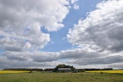 Lyveden Spreadout (Pegpilot) Tags: lyveden airfield welland gliding club spreadout cloud