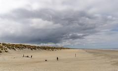 Ameland beach (koos.dewit) Tags: 2017 ameland friesland fuji fujixt2 fujifilm fujinonxf1855mm holland island koosdewit thenetherlands beach clouds cloudscape koosdewitnl landscape sand sea seascape sun sunrays water