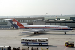 4W-ACH Boeing 727-2N8 Yemenia (pslg05896) Tags: 4wach boeing727 yemenia fra eddf frankfurt rheinmain