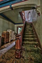 Rose's Farmhouse (28) (Darryl W. Moran Photography) Tags: urbandecay abandonedfarmhouse frozenintime leftbehind oldfarm urbex urbanexploration darrylmoranphotography oldfurniture