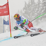 April 14th, 2017 - Callum Cant of Switzerland Takes first place in the U16 Mackenzie Investments Whistler Cup Mens GS. - Photo By Scott Brammer - coastphoto.com