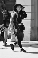 Girl (heiko.moser (+ 12.100.000 views )) Tags: sw schwarzweiss street strasse streetart schwarzweis streetfotografie streetportrait streetfoto people personen publicity person potrait entdecken einfarbig eyecatch discover girl teen teens menschen monochrom mono noiretblanc nb nero young youngwoman women woman asian bw blackwhite blancoynegro canon candid city heikomoser