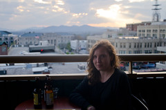 Lucy at Skybar (alexjrlewis) Tags: north carolina northcarolina asheville ashevillenc skybar
