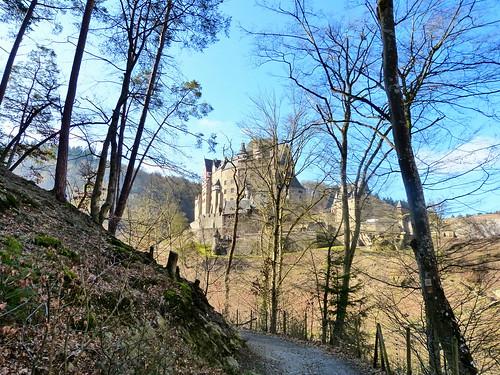 2017 Germany // Moselsteig // Burg Eltz