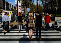 D.C.2017-4 (bigbuddy1988) Tags: people portrait photography wow art usa new city nikon d800 woman women friends digital washingtondc dc street urban dress