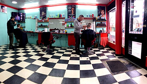 Barber Glasgow