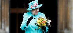 La reina Isabel II llega a los 91 años (conectaabogados) Tags: años isabel llega reina