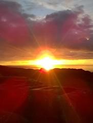 Sunset 1 (Sensation Art Gallery) Tags: sun sunset light heysham radiance lensflare bright warmth shine shining sky landscape