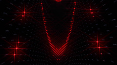 Lifting Red Looping Animation (globalarchive) Tags: seamless electric pattern art dj experiment party 3d power beautiful futuristic digital driven 128bpm fantasy computer dream cool bpm imagination render awesome based high amazing concept lifting led effects sync looping virtual best red lights abstract modern contrast emission fractal geometric orb animated loop design beat creative animation energy tempo
