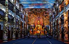 Chùa Linh Phước/Linh Phuoc Pagoda in Dalat (atvstd) Tags: vietman linh phuoc pagoda dragon monk color da lat city dalat dslr nikon d5100 travel view