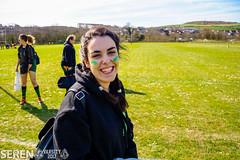 2017:03:25 12:58:32 (serenbangor) Tags: 2017 aberystwyth aberystwythuniversity bangoruniversity seren studentsunion undebbangor varsity rugby rugbyunion sport womens