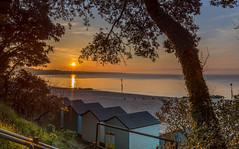 Beach Huts (nicklucas2) Tags: seascape beach groyne pebble sand sea seaside solent beachhut avonbeach