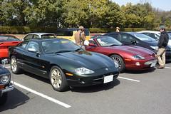 tamttd17064b (tanayan) Tags: car automobile cg club toyota museum tam ttd 愛知 長久手 日本 トヨタ aichi nagakute japan nikon v3 british jaguer xkr