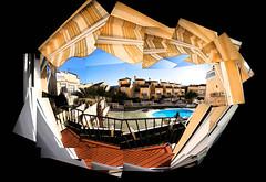 Estepona Villas Joiner (bantamtastic) Tags: estepona andalucia spain joiner davidhockney art villa pool apartments views sunshine
