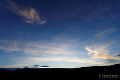 20170301-55-Sunset clouds (Roger T Wong) Tags: australia greatpinetier np nationalpark sel1635z sony1635 sonya7ii sonyalpha7ii sonyfe1635mmf4zaosscarlzeissvariotessart sonyilce7m2 tasmania wha wallsofjerusalem worldheritagearea bushwalk camp clouds hike sunset trektramp walk
