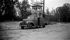 277 PERY Removing Overhead Etawanda 19520610 AKW (Metro Transportation Library and Archive) Tags: pe pacificelectric sanbernardino pery redcars interurbans