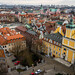 This is how city of Poznan looks like