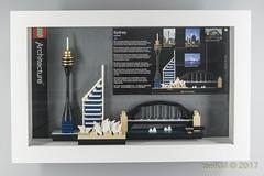 tkm-Kasseby3-Architecture-03 (tankm) Tags: ikea kasseby lego architecture brickheadz minimodular