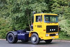 ERF B British Coal Frank Hilton IMG_8409 (Frank Hilton.) Tags: classic truck lorry eight wheel maudsley aec atkinson albion leyalnd bristol austin outside heavy haulage crane 8 axle
