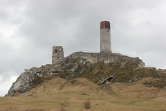 Ruiny zamku (magro_kr) Tags: olsztyn polska poland śląskie slaskie zamek ruina budynek architektura castle ruin building architecture