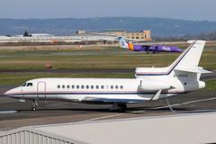 G-SRDG (GH@BHD) Tags: gsrdg dassault falcon falcon7x triair triar trijet bhd egac belfastcityairport bizjet corporate executive aircraft aviation