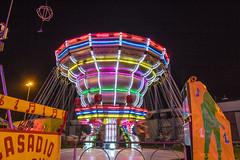 Moving Fun (DavideDavelli) Tags: fraire fiera fun festival giostre giostrai giostraio movimento luci lights coloredlights lucicolorate