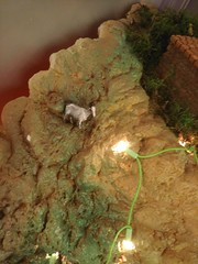 Goat in the mountain (Dams Dolls) Tags: pesebre pessebre belén belenismo betlehem christmas navidad