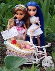 Old easter photo (Murka_doll) Tags: братц bratz doll dolls easter mga yasmin ooak