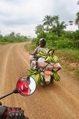 "Plantains on the road. Sanniquellie. Liberia  March 2017 #itravelanddance • <a style=""font-size:0.8em;"" href=""http://www.flickr.com/photos/147943715@N05/33666566685/"" target=""_blank"">View on Flickr</a>"