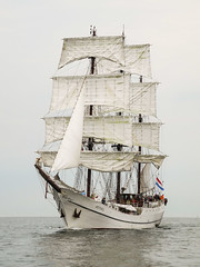 Artemis (reflexer) Tags: deutschland europa hansesail mecklenburgvorpommern meer natur rostock schiff segeln transport warnemünde ship tallship segelschiff ostsee balticsea sea