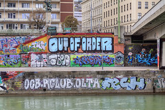 Out Of Order (Herbalizer) Tags: out of order fesh ocb rclub olta ts 90 graffiti vienna wien austria österreich wall wand wienerwand donaukanal danube canal